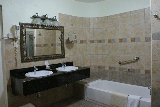 Altamont Court Hotel Kingston : Executive Suite Bath Room