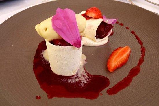 Pastis Restaurant : Le dessert