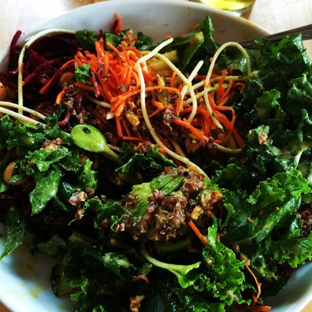 Kale salad was awesome christopher 39 s kitchen Christopher s kitchen
