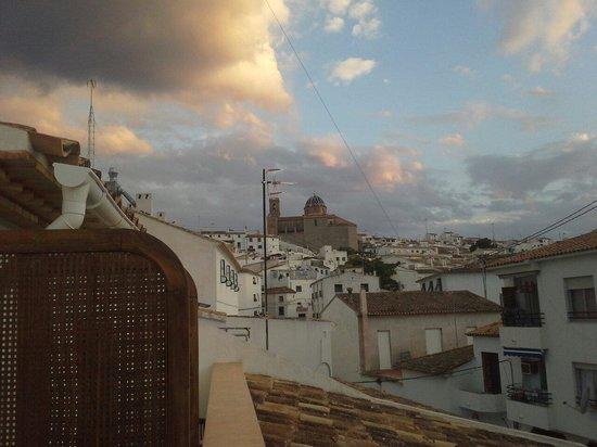 Hotel Abaco Altea: Vistas desde la habitación