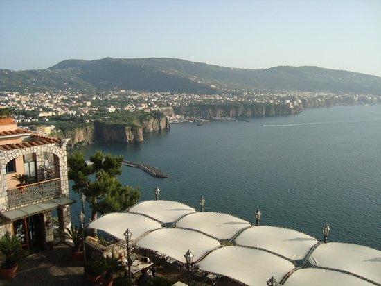 Hotel Mega Mare: Panorama dall'Hotel