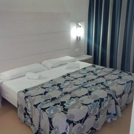 Aparthotel & Hotel Isla de Cabrera: Bedroom