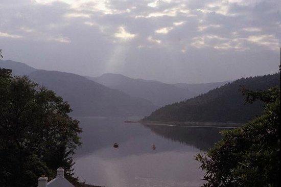 Loch Lomond Leisure Scotland : Road To The Inn !