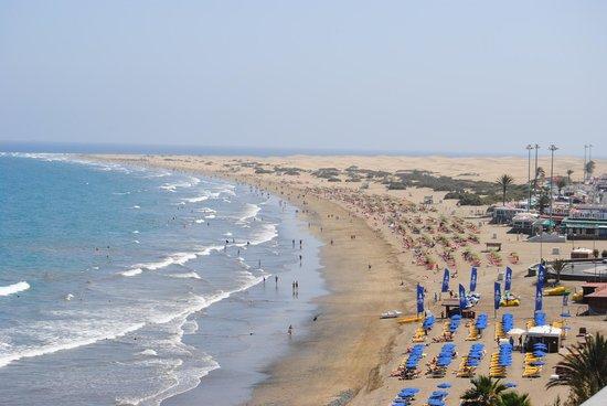 IFA Continental Hotel : playa de maspalomas