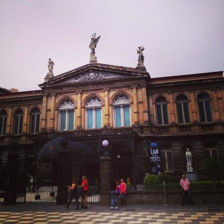 Teatro Nacional Costa Rica : National Theater