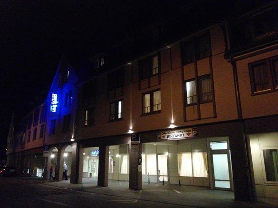 Michel Hotel Heppenheim : Hotel entrance