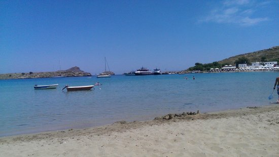 Atlantica Princess Hotel: Linsos Beach