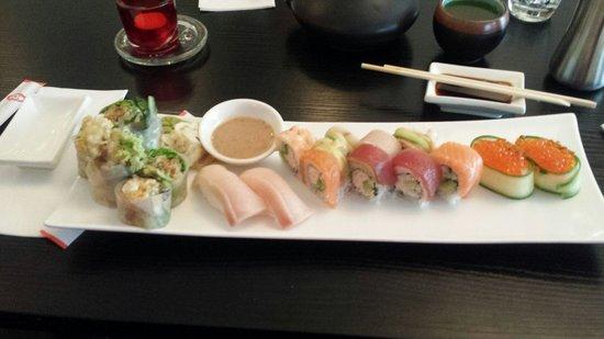 Sachi Sushi : Lunch!!!!