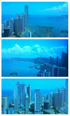 Hard Rock Hotel Panama Megapolis: Room view