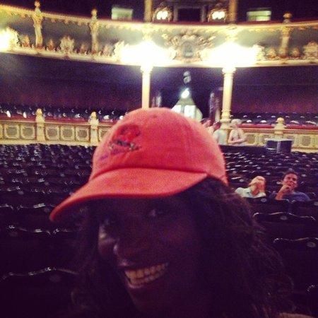 Teatro Nacional Costa Rica : Wow