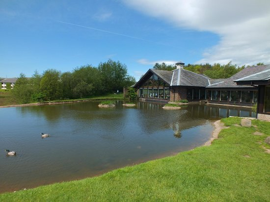 Tebay Services: View of the restaurant