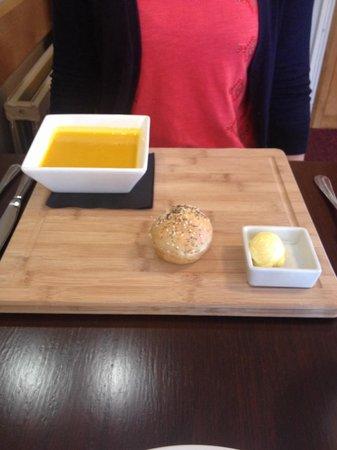 The Bell Inn: Soup
