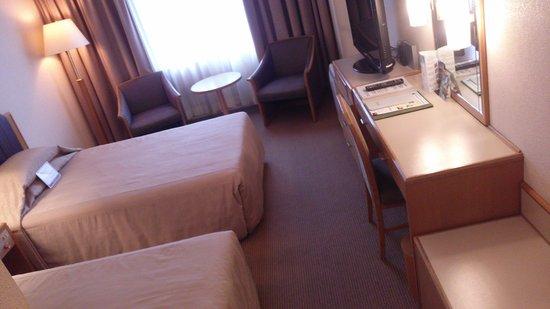 Hotel New Otani Takaoka : ツイン