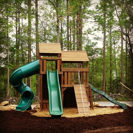Gatlinburg East KOA Smoky Mountain Premier RV: Playground