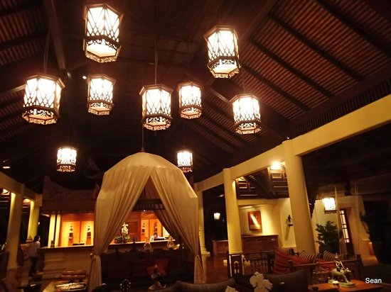 Anantara Hua Hin Resort : Night view