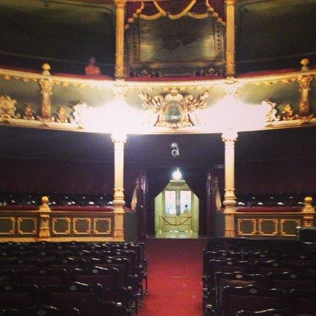 Teatro Nacional Costa Rica : Amazing