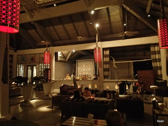 Anantara Hua Hin Resort : Dining