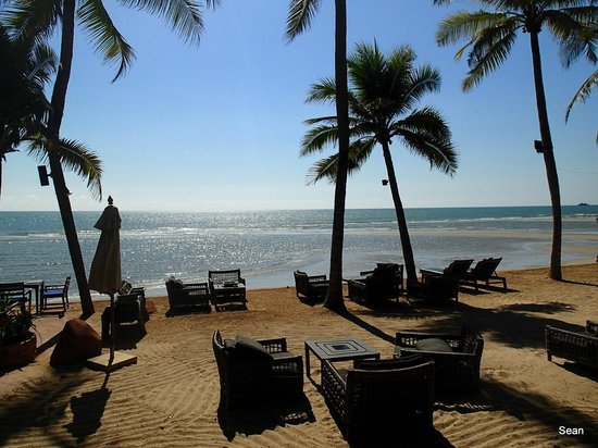 Anantara Hua Hin Resort : Sea
