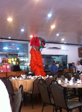 Wanchai Seafood Restaurant: Chinese new year