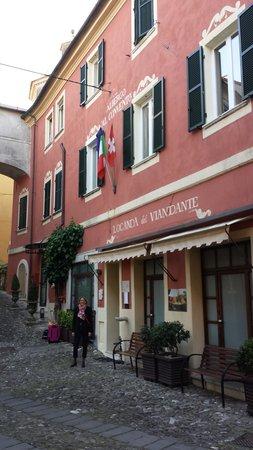 Hotel Relais Al Convento: Hotel and restaurant