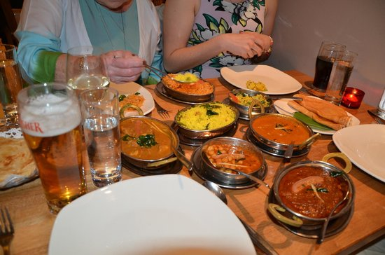 Chettinad Restaurant : Delicious!