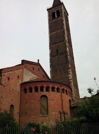 Basilica di Sant'Eustorgio : particolare