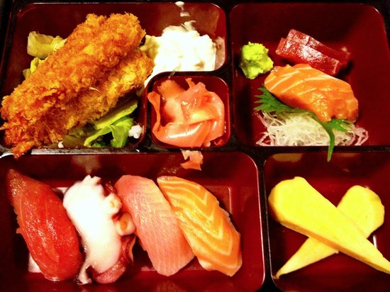 From the new set menu picture of miz japanese restaurant for Asian cuisine singapore