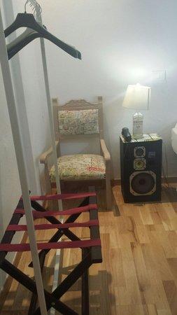 Albergo delle Spezie: Our room