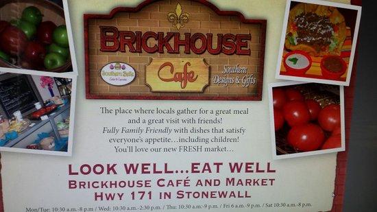 Brickhouse Cafe