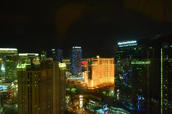 Signature at MGM Grand : View from our room.