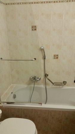 Windsor Hotel Milano: bagno (2)