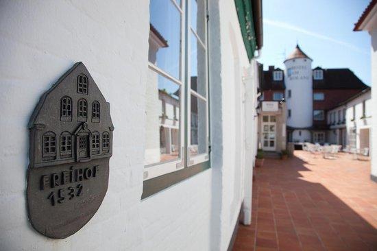 Freihof am Roland : Historisches Gebäude