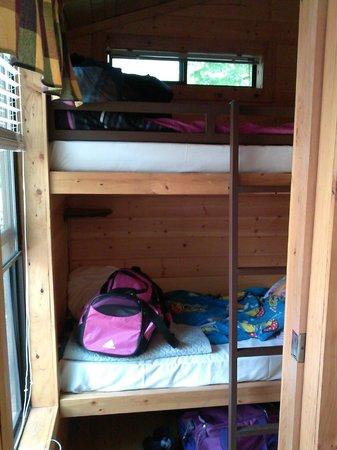 Herkimer KOA Campground : BunkBeds
