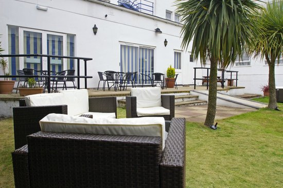 Comfort Hotel Great Yarmouth: Hotel Gardens