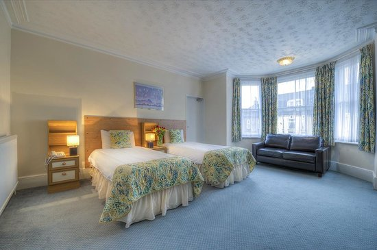 Comfort Hotel Great Yarmouth: Twin Room