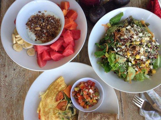 Land's End Cafe: Best breakfasts!!