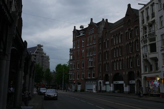 Clemens Hotel: street view