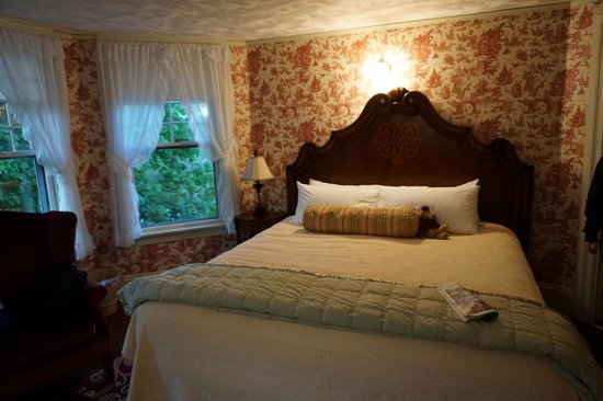 Moseley Cottage Inn and Town Motel: The Strath Eden Room