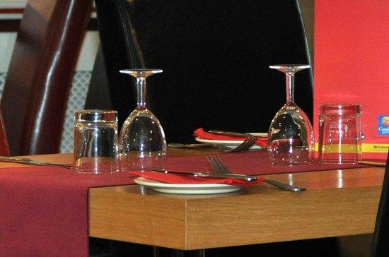 Comfort Hotel Great Yarmouth: Below Decks Restaurant