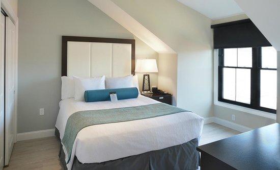 Pavilion Grand Hotel: Penthouse Loft- Queen Size Bed