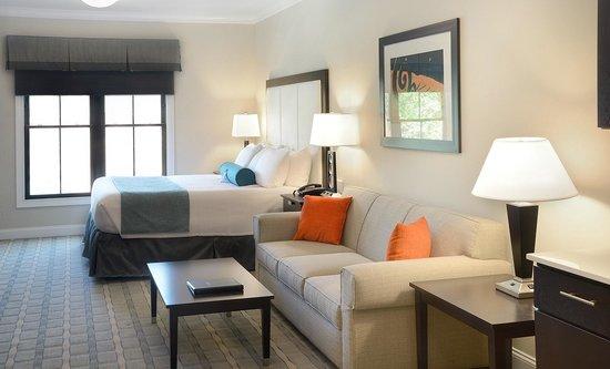 Pavilion Grand Hotel: Signature Studio Suite- King Size Bed