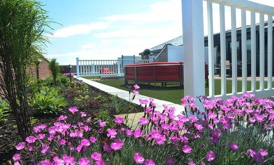 Pavilion Grand Hotel: Penthouse- Rooftop Garden