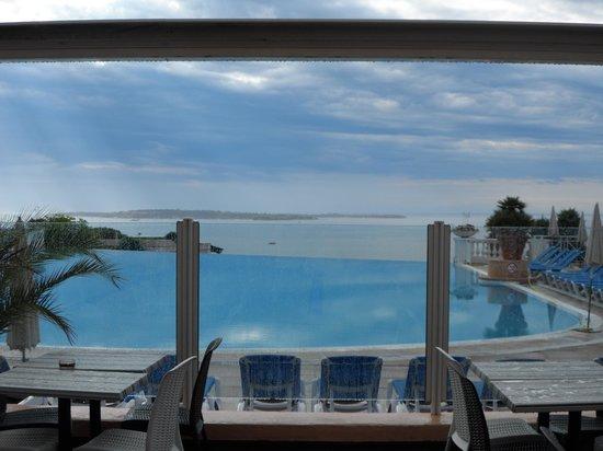 Pierre & Vacances Residenz Cannes Villa Francia: Piscina