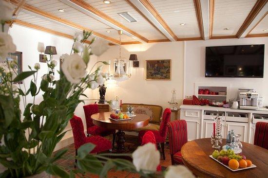 Freihof am Roland : Loungebereich
