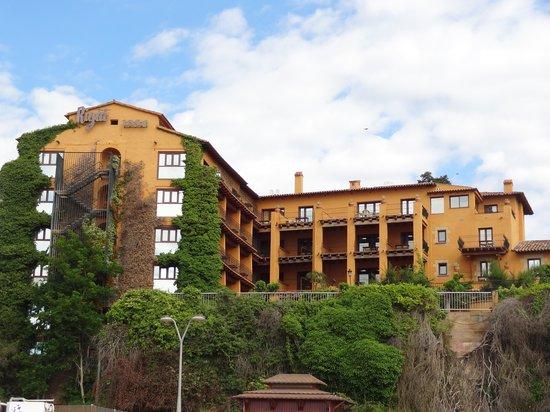 Rigat Park & Spa Hotel: Vue de l'hotel