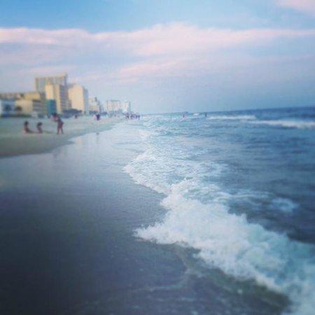 Gazebo Inn Ocean Front: Oceanfront