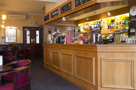 Comfort Hotel Great Yarmouth: Lookout Bar
