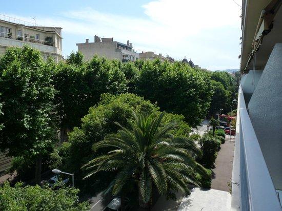 Splendid Hotel & Spa : Vue du Balcon 4ème Etage