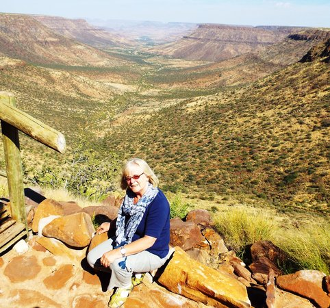 Grootberg Lodge: Just so I can say, 'I was there'