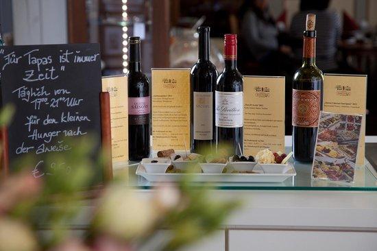 Freihof am Roland : Weinauswahl